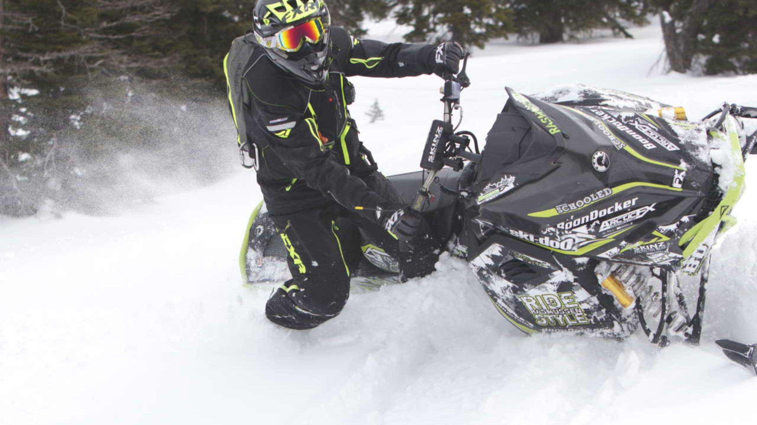 Ride Rasmussen Style Headquarters Operations in West Yellowstone for 2016
